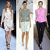 Switch up your wardrobe with 5 sweet and easy Spring '12 trends — which style is your favorite?