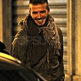 Photos of David Beckham