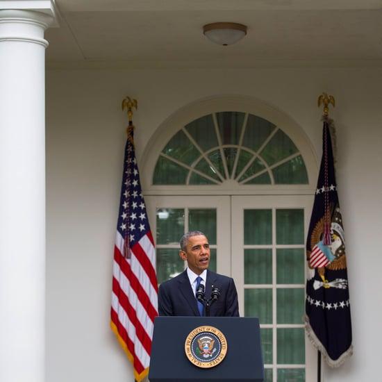 Speechwriter Shares Obama 2015 Story