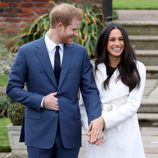 Prince Harry and Meghan Markle Wedding Party