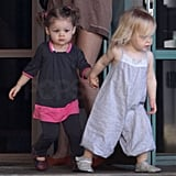 Photos of Harlow and Nicole