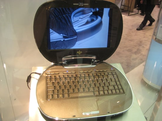 CES 2008: The Lovely and Luxurious Ego Signature Laptop