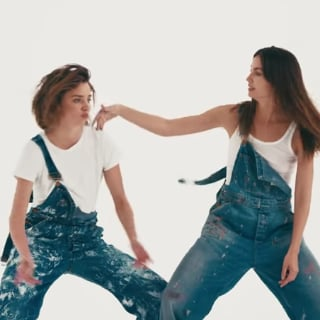 "Vogue Video of Models Dancing to ""Drop It Like It's Hot"""
