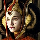 Princess Amidala's Makeup