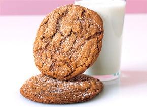 My Hands-Down Favorite Ginger Cookies