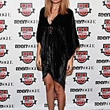 Nicole Richie hit the red carpet for the Teen Vogue Fashion University event in NYC.