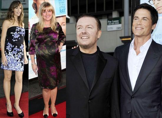 Photos Of Ricky Gervais, Jennifer Garner, Jonah Hill, Rob Lowe, Ashley Jensen At The Invention of Lying LA Premiere
