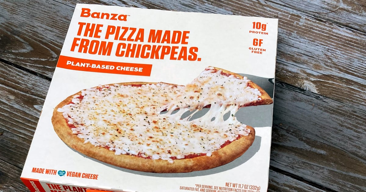 Banza Now Has 2 New Plant-Based Frozen Pizzas, and We're Floored by the Flavor and Protein!
