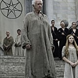 The High Sparrow From Game of Thrones