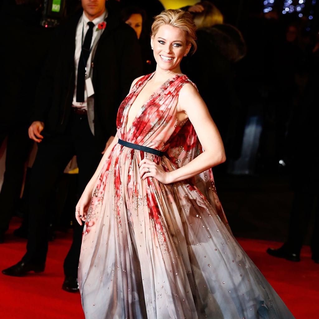 Elizabeth Banks at the 2014 Mockingjay Premiere