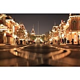Main Street USA and Tomorrowland are set in very special dates.