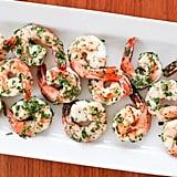Grilled Shrimp With Gremolata