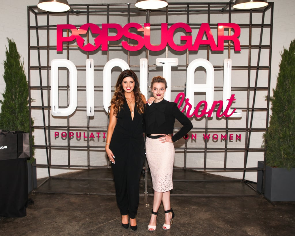 New POPSUGAR Show With Gillian Jacobs