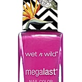 Wet n Wild Flights of Fancy MegaLast Nail Color in Bird in Bloom