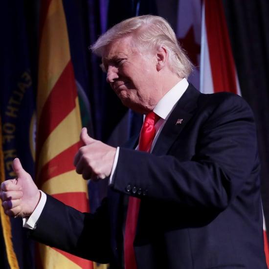 Donald Trump Siegesrede 2016