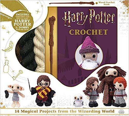 Lucy Collin Harry Potter Crochet