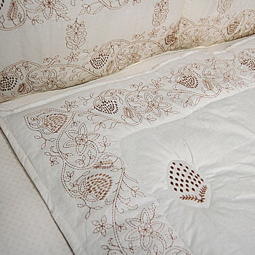 Indian Summer Bedding