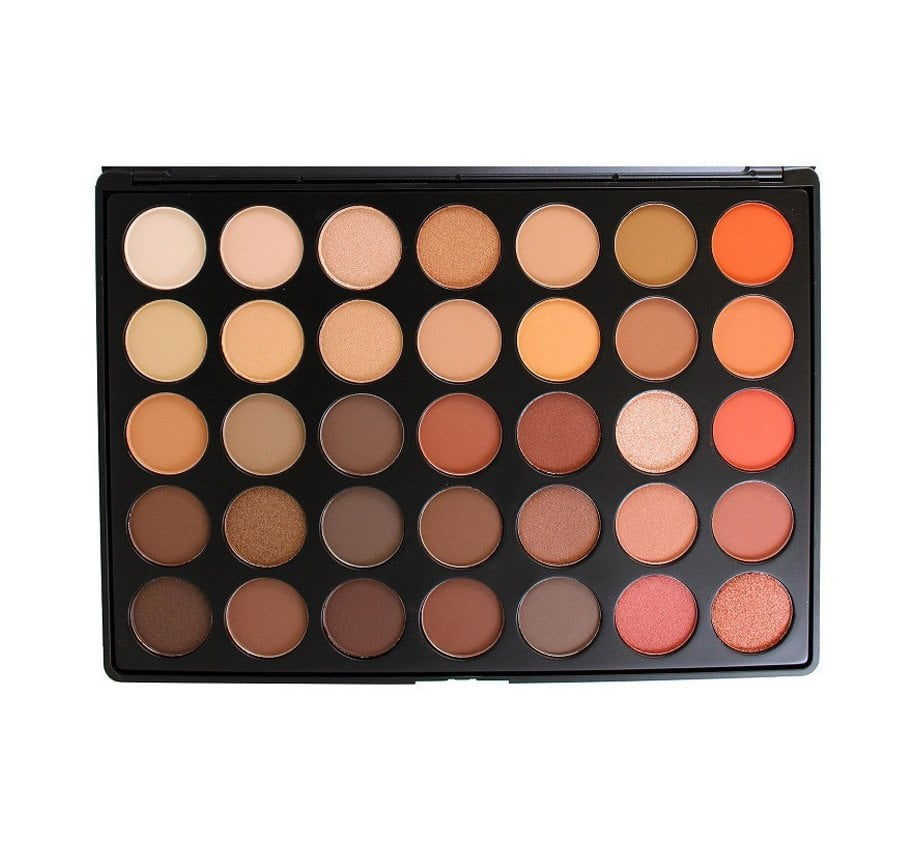 """I chose this because it's the ultimate palette with 35 shades! Yes, I said it…35! I love the natural tones for day and nighttime glam. You can get so much use out of this one palette and it's very affordable. Additionally, it is easy to store because it doesn't take up a lot of room."" 