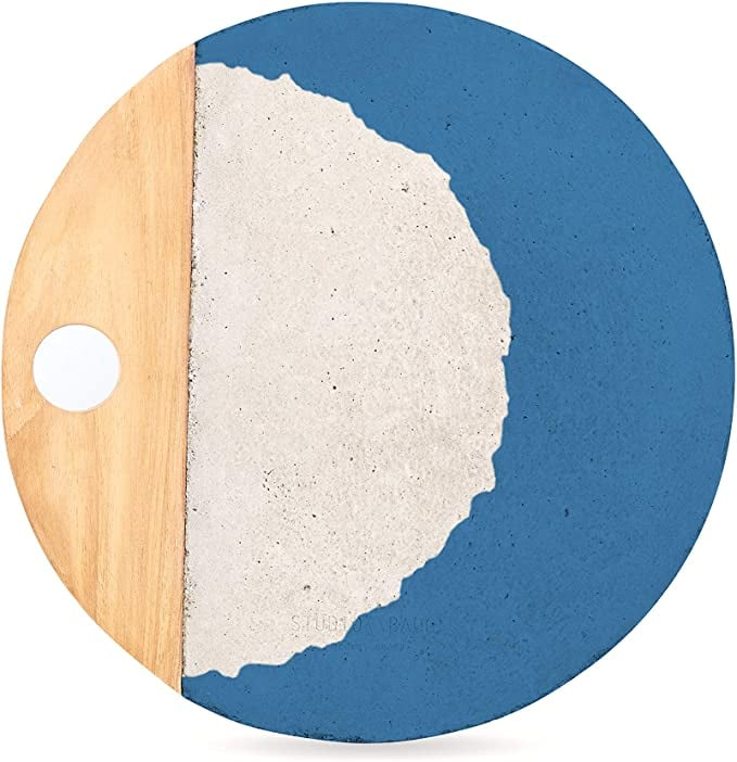 Studio Badge Afriyie Concrete Serving Platter