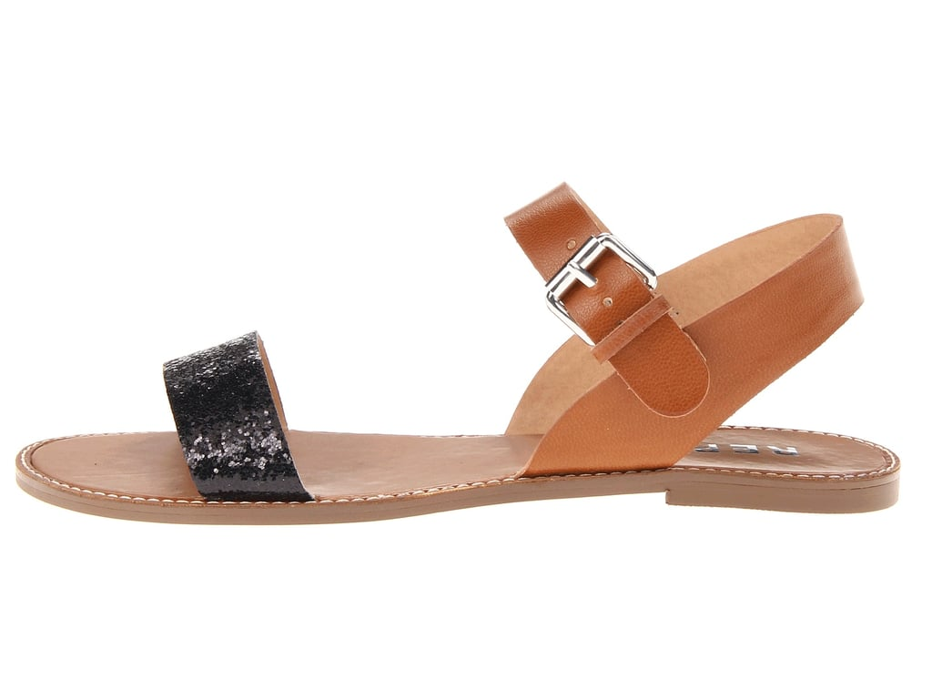 Be both festive and laid-back with this sparkle-embellished Report sandal ($45, originally $50).