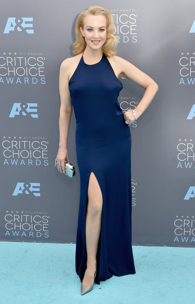 Wendi Mclendon Covey Critics Choice Awards Red Carpet Dresses