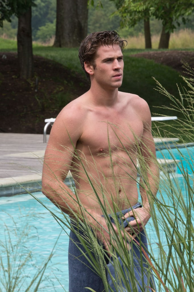 Sexy Liam Hemsworth Pictures