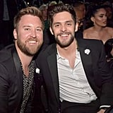 Pictured: Charles Kelley and Thomas Rhett