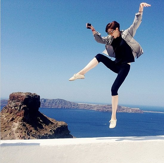 Coco Rocha's Best Instagrams for her Birthday