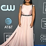 Yalitza Aparicio at the 2019 Critics' Choice Awards