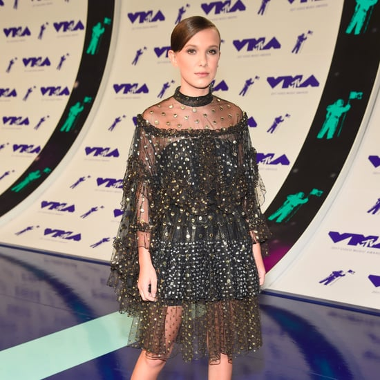 Millie Bobby Brown at MTV VMAs 2017