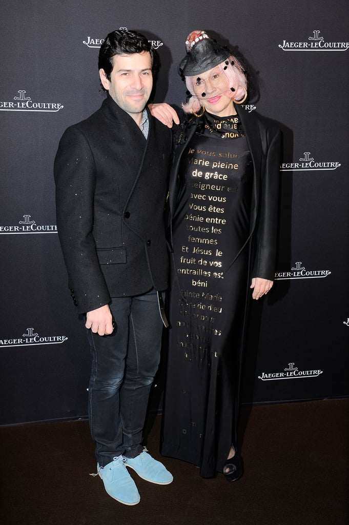 Alexis Mabille and Marle Beltrami