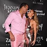 Jennifer Lopez's 2nd Anniversary Message for Alex Rodriguez