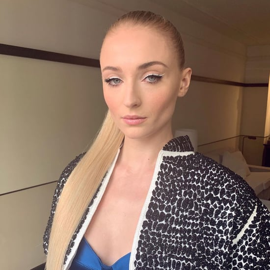 Sophie Turner's Long Hair May 2019