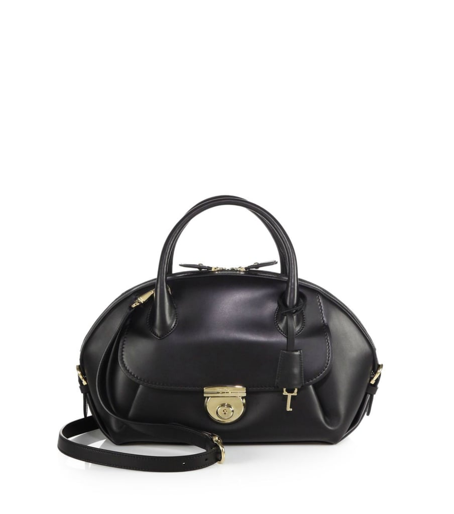 Salvatore Ferragamo Medium Satchel ($2,250)