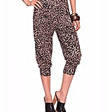 Couple the fierce print with a playful silhouette and you've got a pair of pants that could take you from errands straight to cocktails.   Forever 21 Mixed Animal Print Pants ($20)