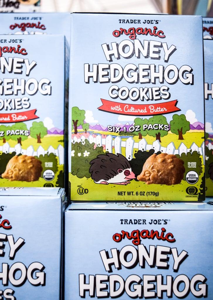 Trader Joe's Honey Hedgehog Cookies ($3)