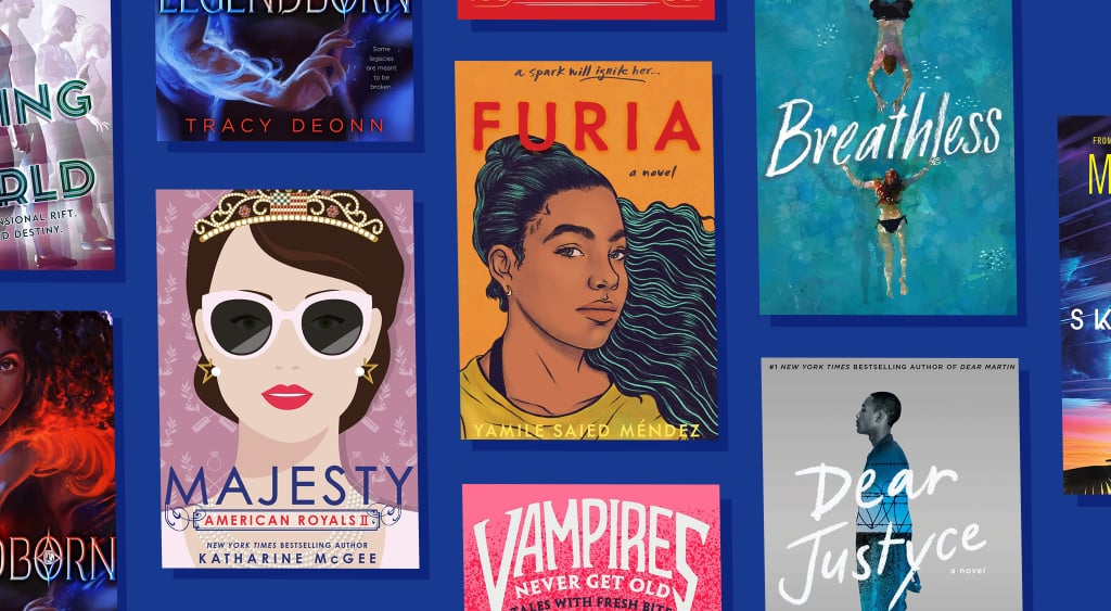 Best New YA Books in September 2020