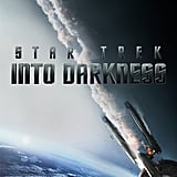 The Star Trek Into Darkness movie poster.