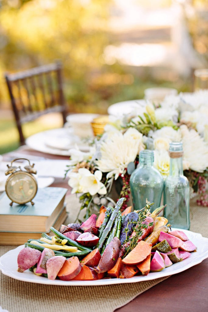 Serve a family-style meal. | How to Personalize Your Wedding With ...