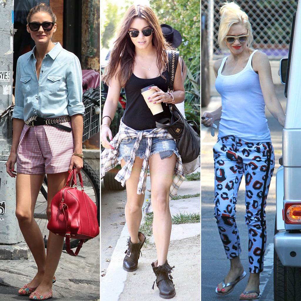 The Best Celebrity Summer Outfits | Who What Wear