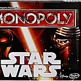 Star Wars Monopoly Board Game ($32)