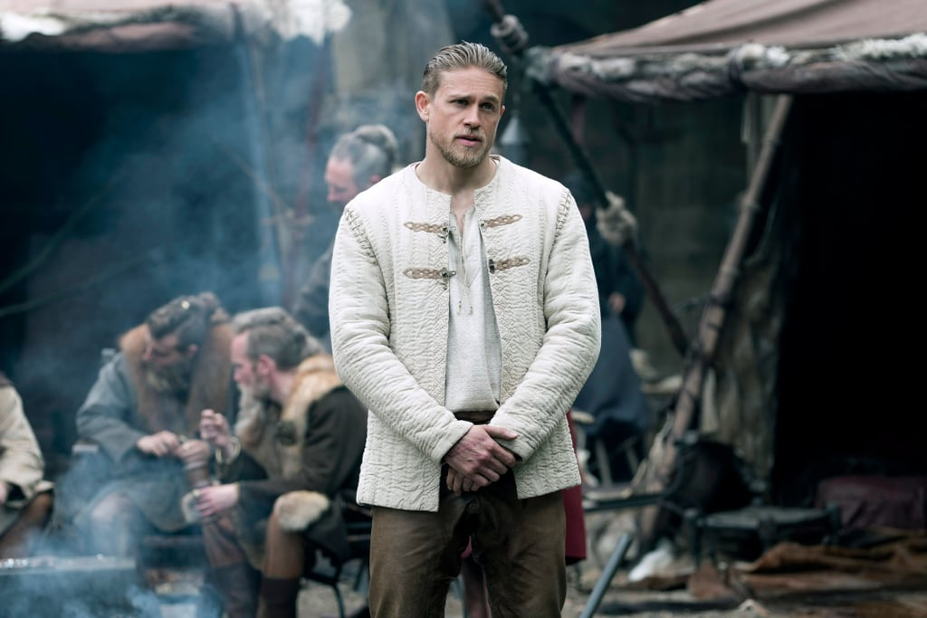 Charlie Hunnam as King Arthur Pictures