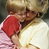 Prince Harry on the Death of His Mother
