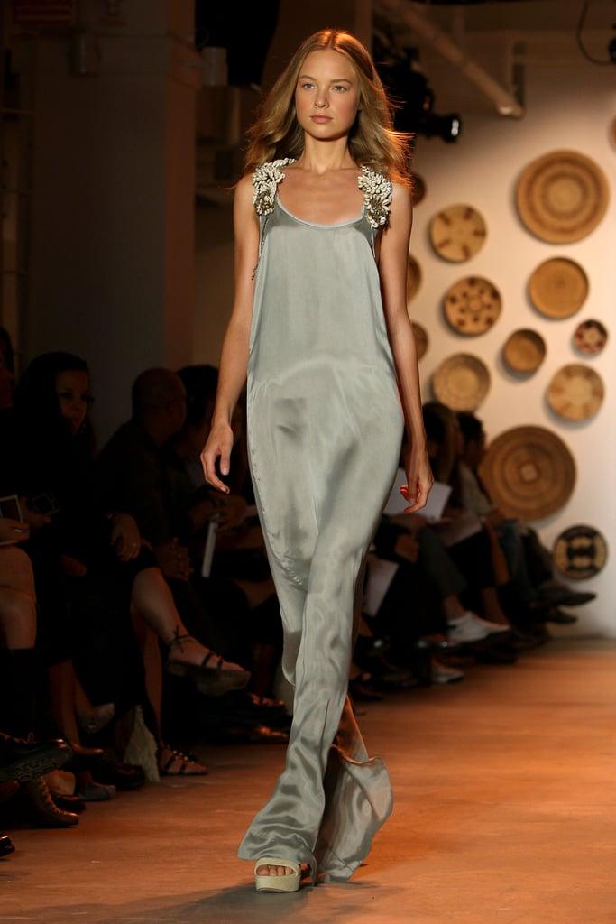 New York Fashion Week: Adam Spring 2010