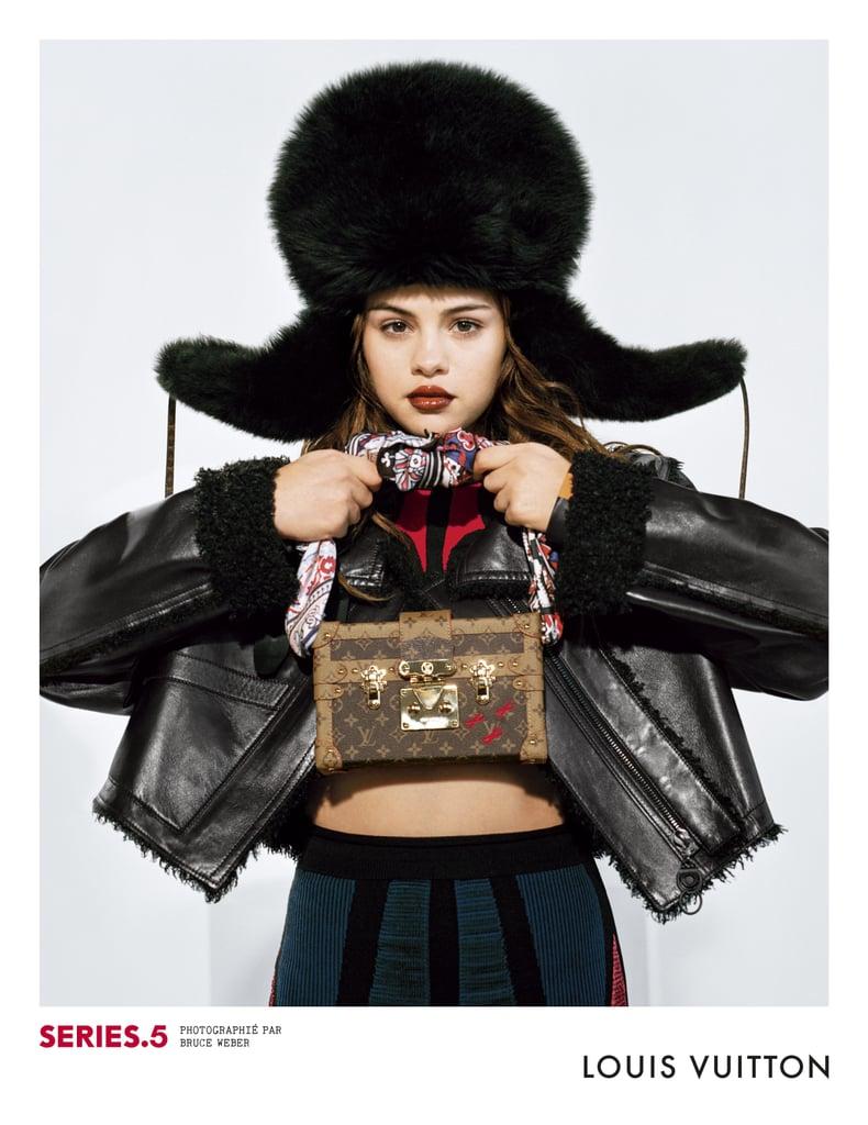 Selena Gomez's Louis Vuitton Campaign Photos