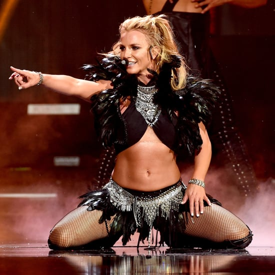 How to Get Britney Spears's Abs