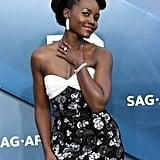 لوبيتا نيونغو في حفل جوائز نقابة ممثلي الشاشة SAG لعام 2020