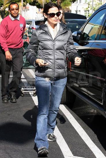 Pictures of Jennifer Garner Out With Violet Affleck and Seraphina Affleck