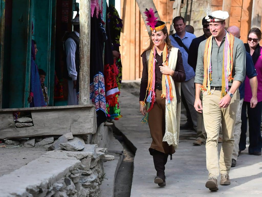 Prince William And Kate Middleton Pakistan Royal Tour