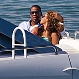 Photos of Jay and B